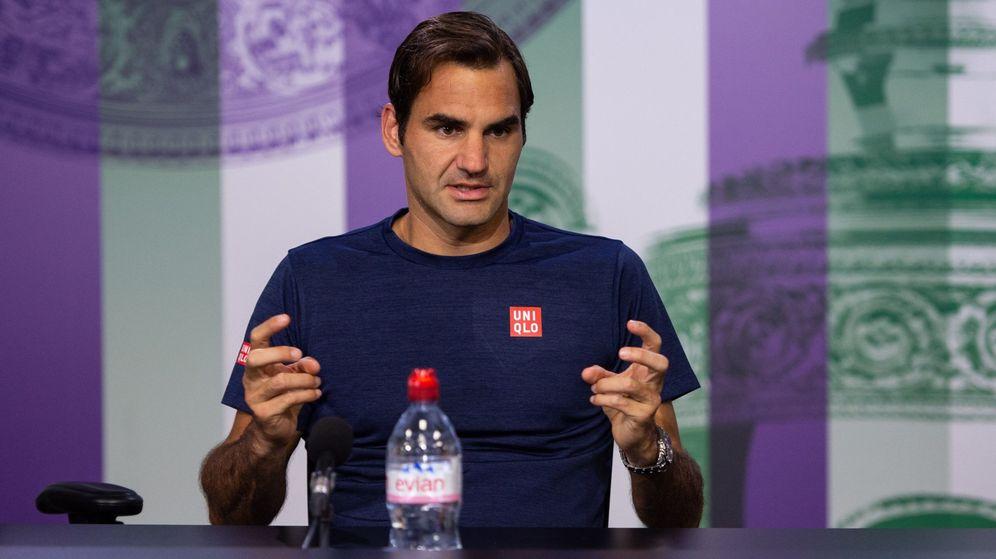 Foto: Federer no está satisfecho con los cambios en la Copa Davis (EFE/Aeltc Florian)