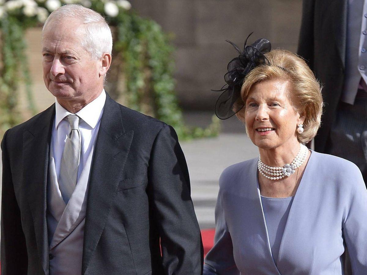 Foto: Hans Adam II y Marie de Liechtenstein en una imagen de archivo. (Efe)