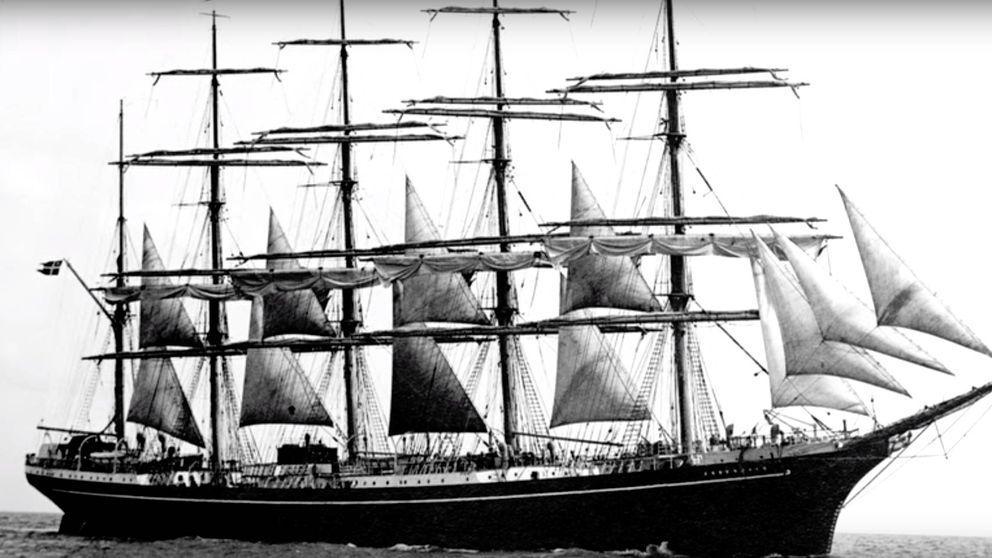 ¿Dónde está el 'Gran Danés'? El barco fantasma que jamás fue encontrado