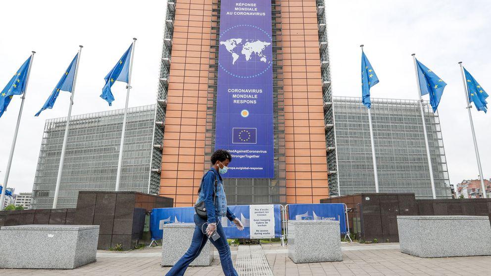 Bruselas certifica el hundimiento económico en España y prevé un rebote del 7%