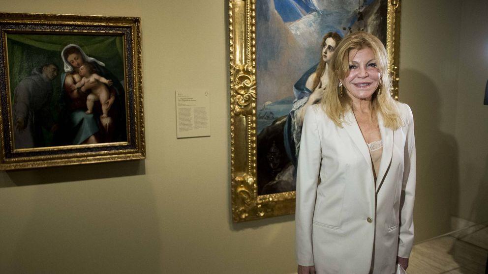 La reivindicación de Tita Cervera en su museo: Doy mi trabajo de manera gratuita