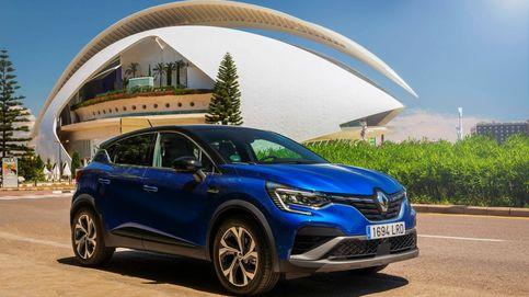 Renault lanza el Captur híbrido, su modelo E-Tech más lógico