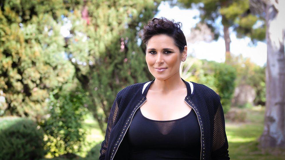 Foto: Rosa López, primera finalista de 'Tu cara me suena 5'