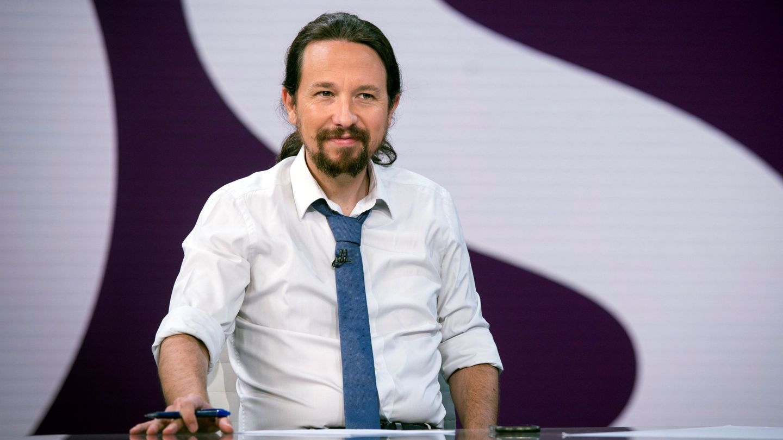 El líder de Unidas Podemos, Pablo Iglesias. (EFE)