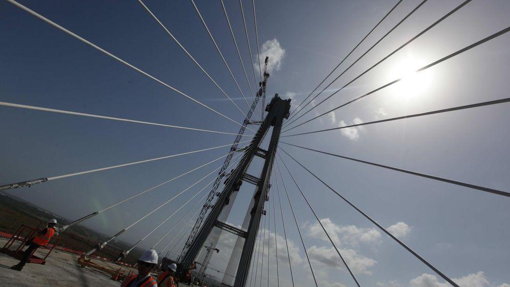 Foto: Puente del Atlántico.