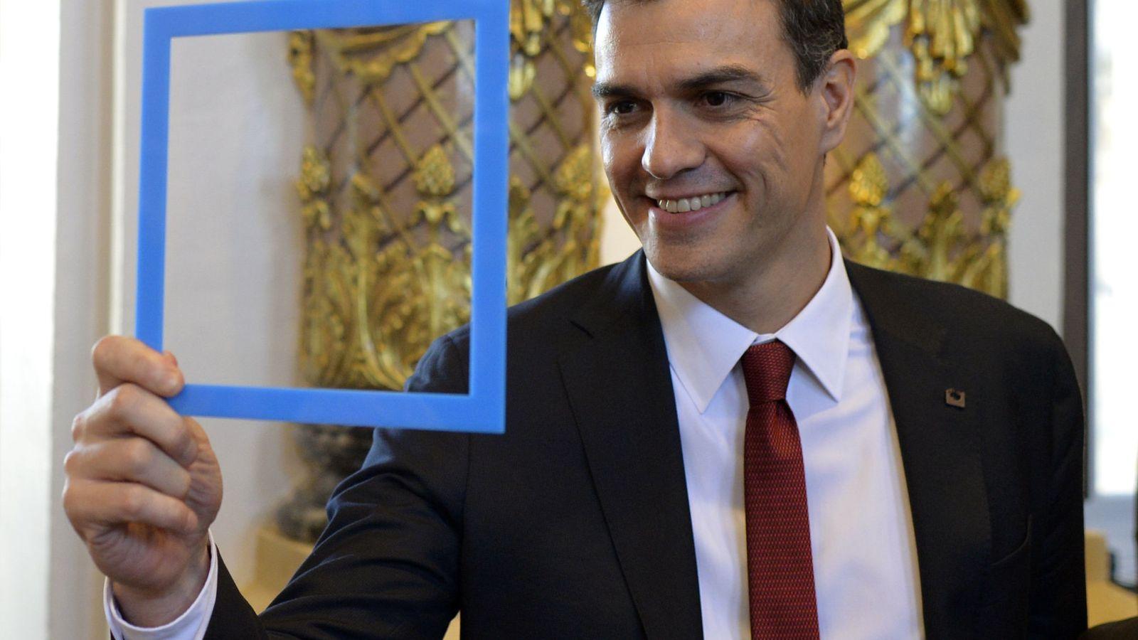 Foto: ¿La cuadratura del círculo? (Reuters/Vincent West)