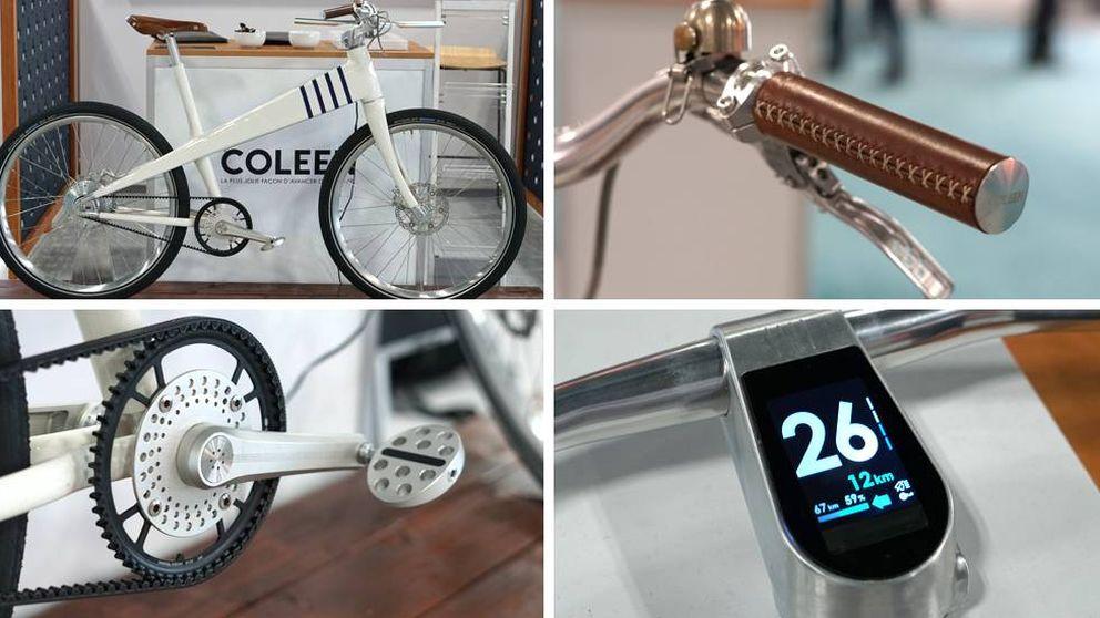 ¡Adiós a la Vespa! Llega la bici eléctrica de lujo: batería para 100km, carga rápida y GPS