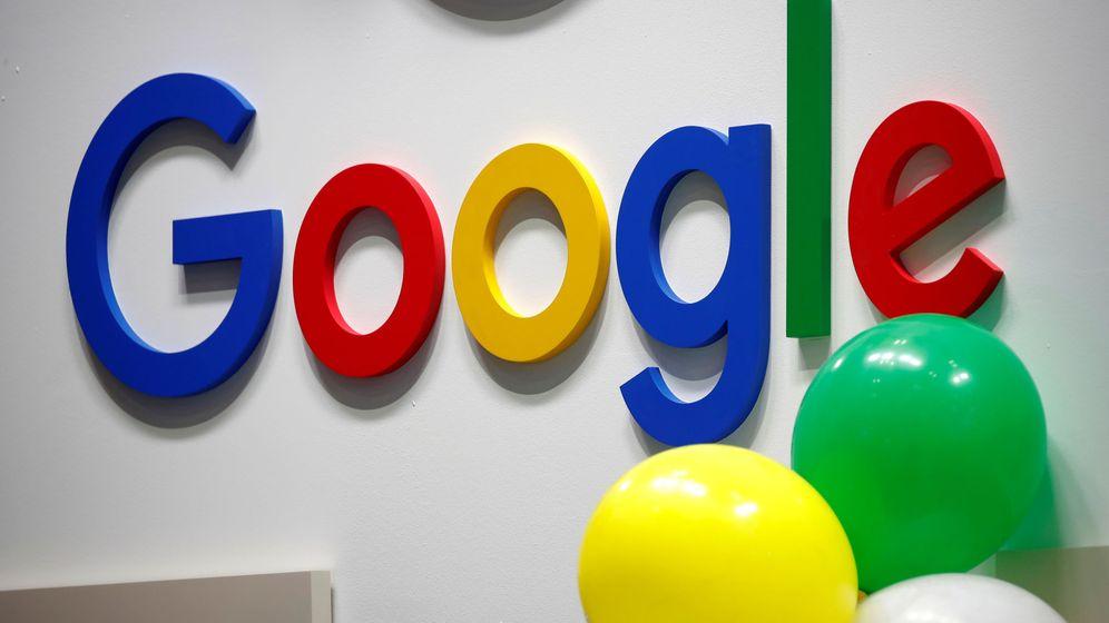 Foto: Logo de Google (Reuters)