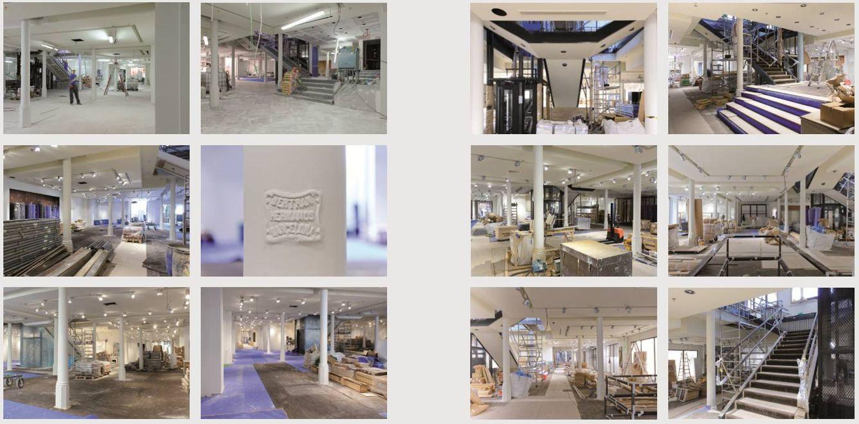 Noticias de Inditex: Una reforma de 30 millones: la nueva tienda de ...