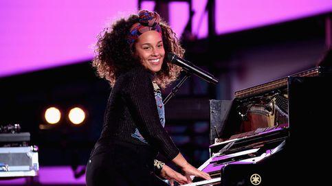 Alicia Keys y su repóker de polémicas: racismo, infidelidad, Disney...