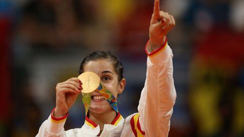 La grandiosa Carolina Marín reina en Río y se cuelga la medalla de oro de bádminton