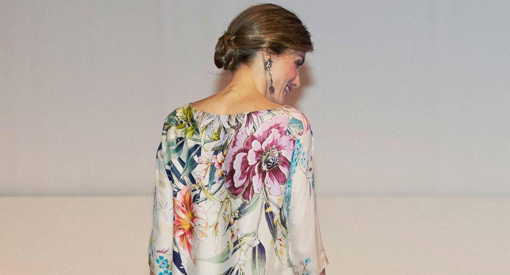 Foto: Letizia de Zara en una foto de Getty.