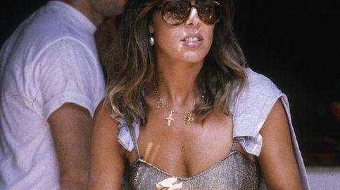 El bañador metalizado de Carolina de Mónaco en 1984, de rebajas en Bimba y Lola