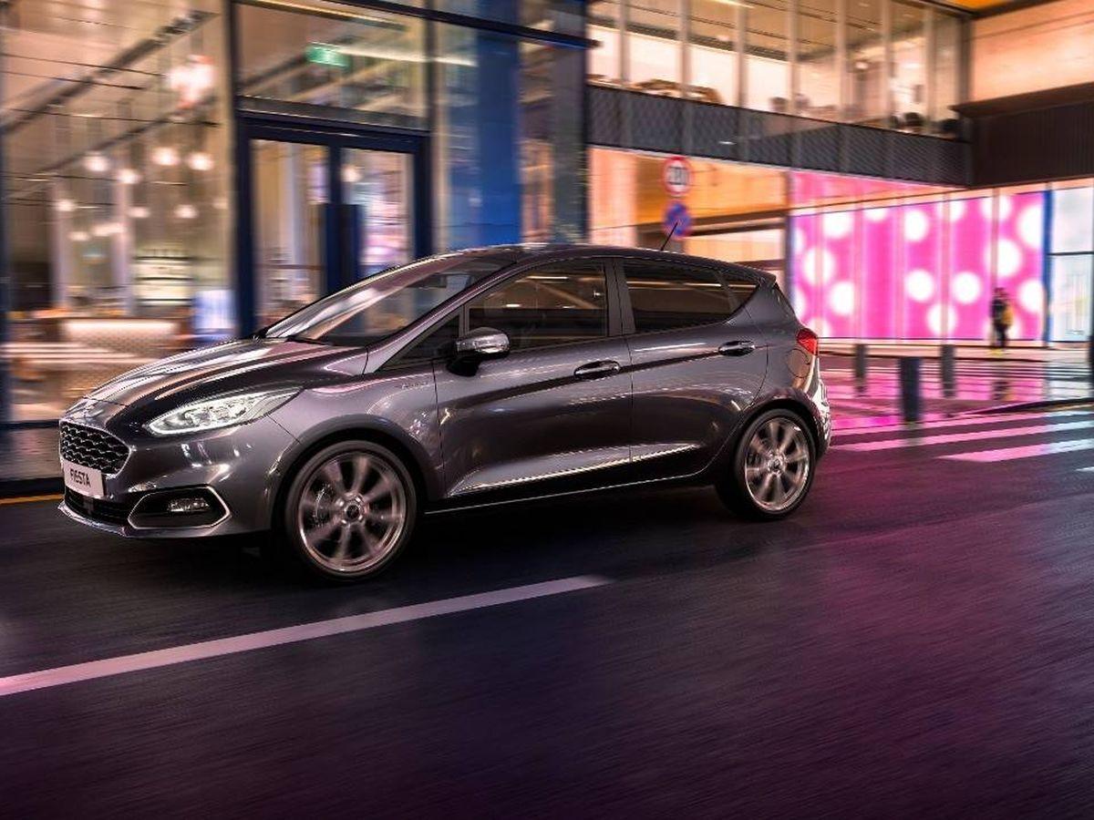 Foto: Ford Fiesta con la tecnología Mild Hybrid ya empleada en el nuevo Puma.