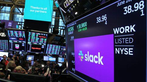 Slack repunta casi un 50% en su debut en Wall Street