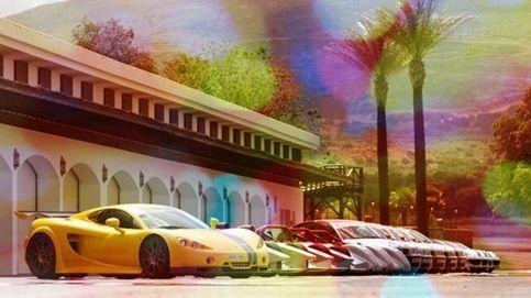Descubrimos el impresionante garaje de los ricos de Andalucía