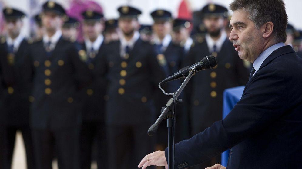 Foto: El director General de la Policía, Ignacio Cosidó, en una imagen de archivo. (EFE)