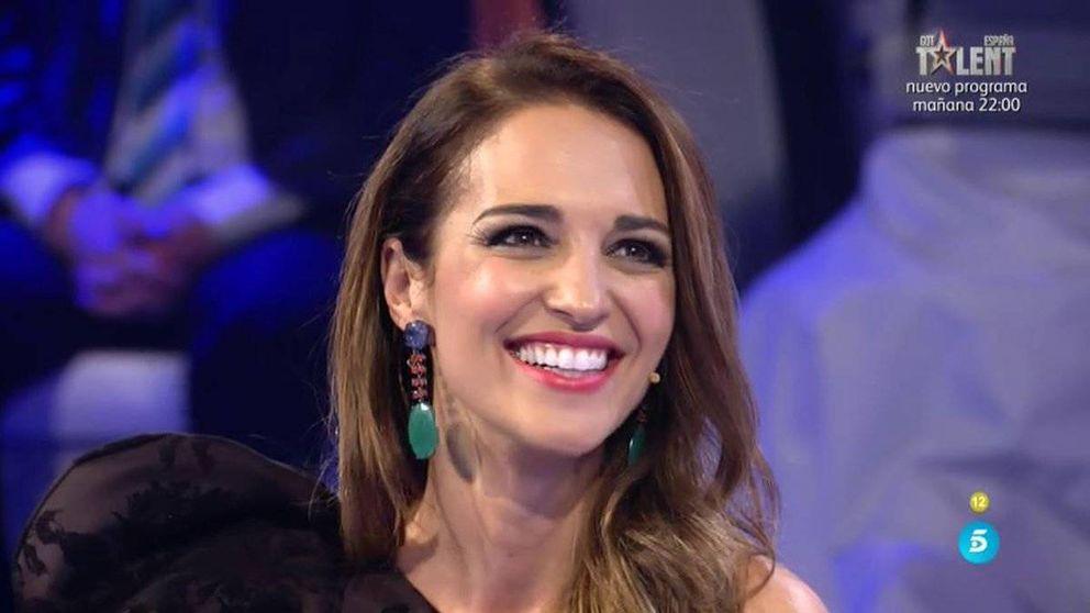Los detalles del look Paula Echevarría en su vuelta a la televisión