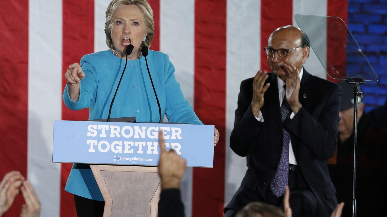 La candidata demócrata, Hillary Clinton. (Reuters)