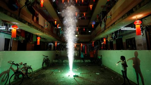 Festival de luz en India
