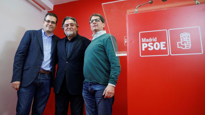 Pepu, candidato del PSOE a la alcaldía de Madrid a la primera y con el apoyo del 64,3%