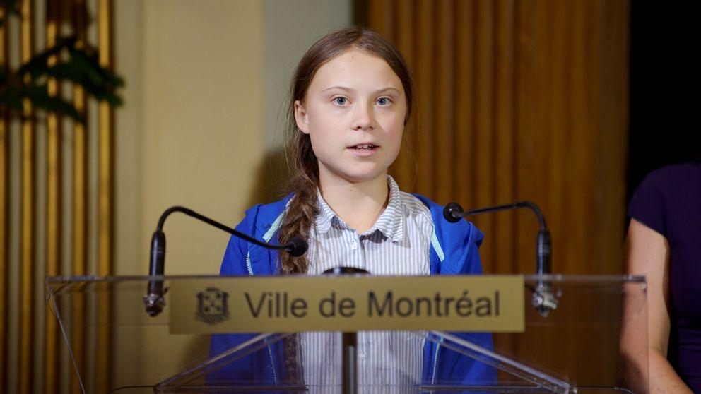 España ofrece ayuda a Greta Thunberg para asistir a la cumbre del clima en Madrid