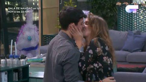 Amaia y Alfred vuelven a 'OT' besándose tras recibir información del exterior