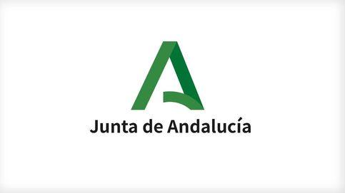 Tras el logo de la Junta: un diseñador catalán y una productora 'pata negra'