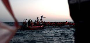 Post de El Aquarius vuelve al Mediterráneo, la ruta más mortífera: