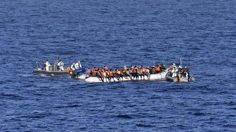 Un vídeo de 15 minutos y PowerPoints: así entrena la UE a los guardacostas libios