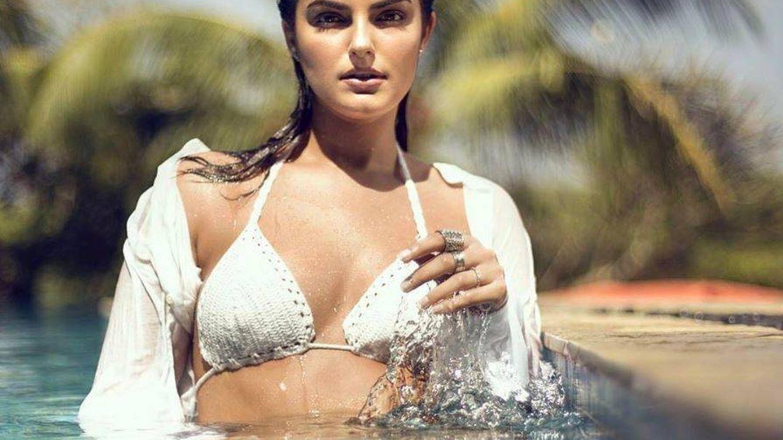 La motivadora historia de Golden-Bhojwani, la modelo que comenzó a vivir tras engordar