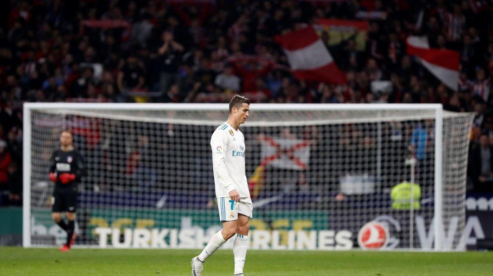 Foto: Jornada 12 y Cristiano solo lleva un gol en Liga. (Reuters)