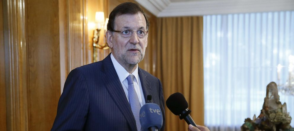 Foto: El presidente del Gobierno, Mariano Rajoy (GTRES)