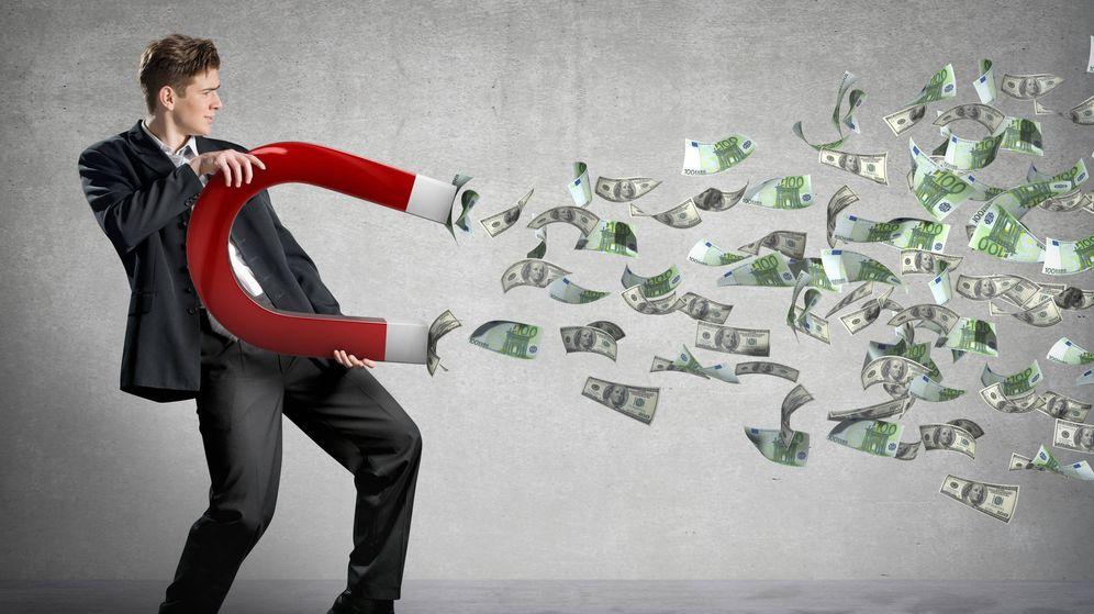 Foto: Flujo de dinero.
