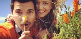 Post de Taylor Lautner y Billie Lourd ponen fin a su romance: continúa el drama para ella