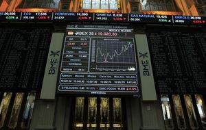 El Ibex 35 defiende los 10.000 puntos de la corriente bajista de Asia
