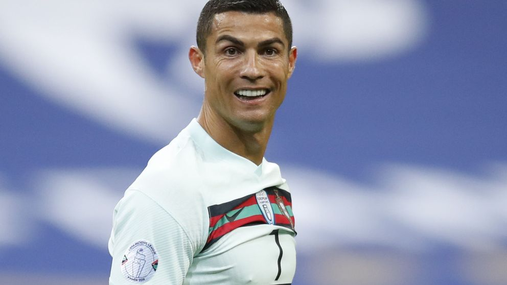 Cristiano Ronaldo, positivo por covid a dos semanas de medirse al Barça en Champions