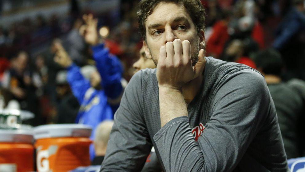 Pau Gasol y los Chicago Bulls, ¿una historia que vive su último capítulo?