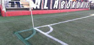 Post de La gran chapuza del Rayo Vallecano al intentar ensanchar el terreno de juego