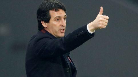 La presión de Emery y la última oportunidad para no quedarse fuera del PSG