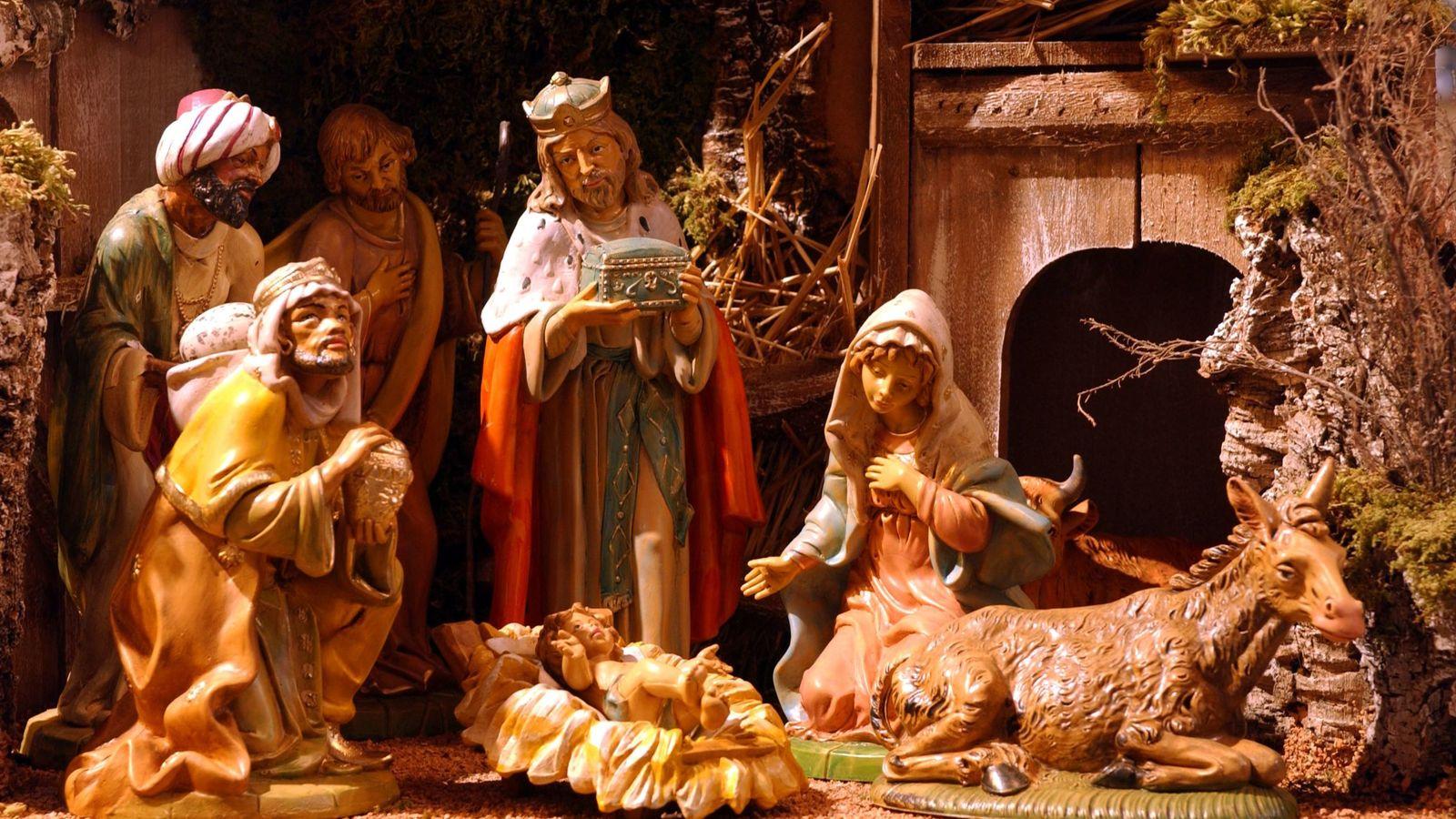 Navidad: La verdadera historia de la Navidad: descubre las