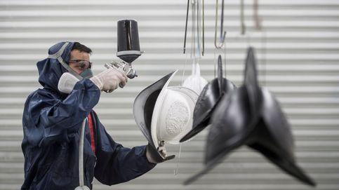 Nuevos cascos para la Guadia Suiza