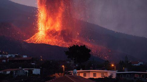 El volcán de La Palma en su sexto día de actividad