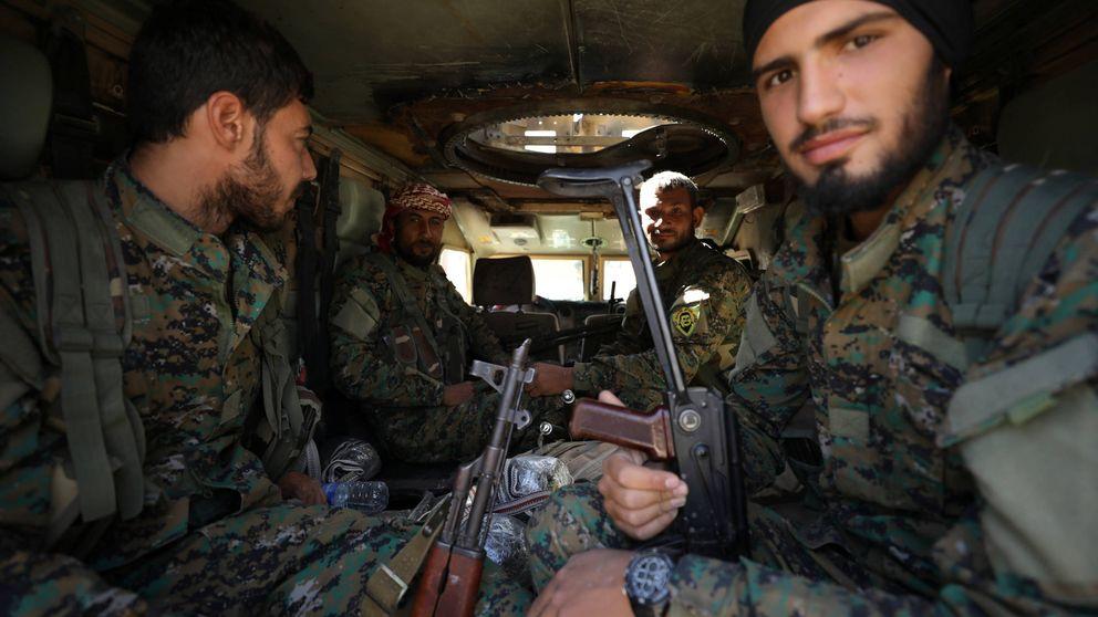 EEUU y Turquía se 'enfrentan' en Siria