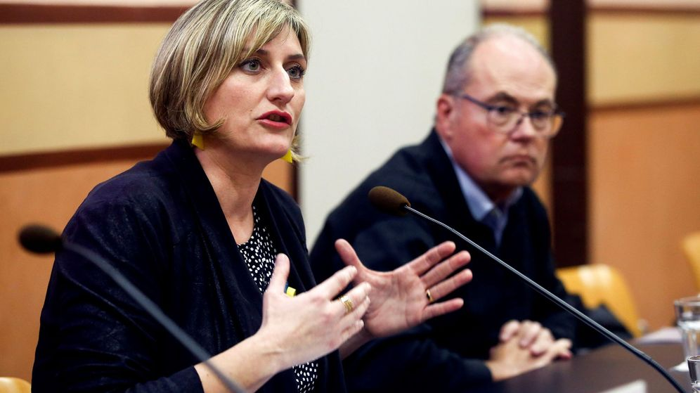 Foto: La 'consellera' de Salud de la Generalitat de Cataluña, Alba Vergès. (EFE)