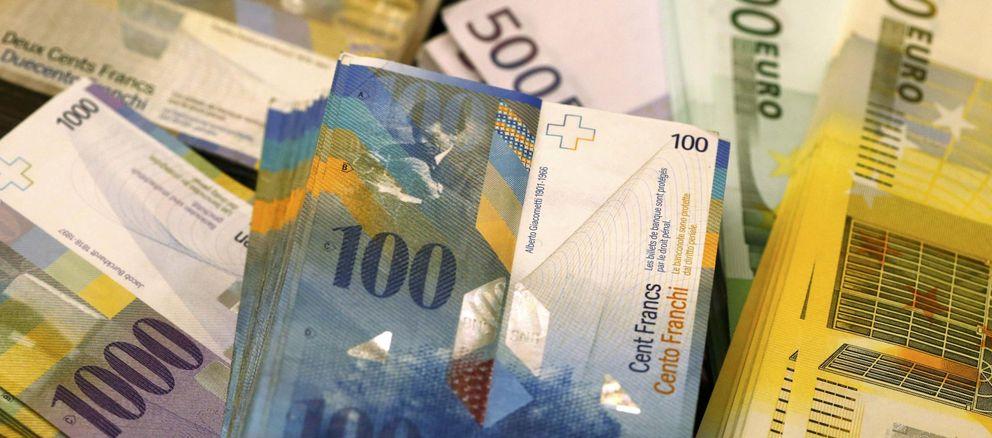 Foto: Bombazo en el mercado de divisas: Suiza vuela libre