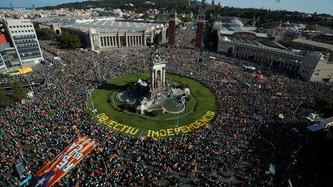 La Diada 2019: todas las imágenes de la fiesta en Cataluña