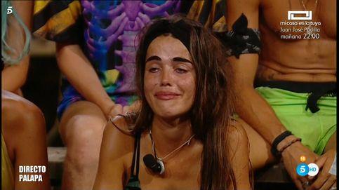Fabio y Violeta vuelven a romper por culpa de Dakota en 'Supervivientes 2019'
