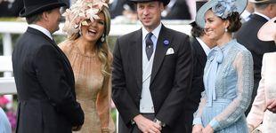 Post de Máxima de Holanda y Kate Middleton: duelo de tocados (y alguno hundido) en Ascot