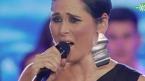 Preocupación por la voz de Rosa López tras su desastrosa actuación en Canal Sur